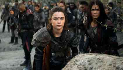 The 100 Review: Damocles – Part One (Season 5 Episode 12)   Tell-Tale TV