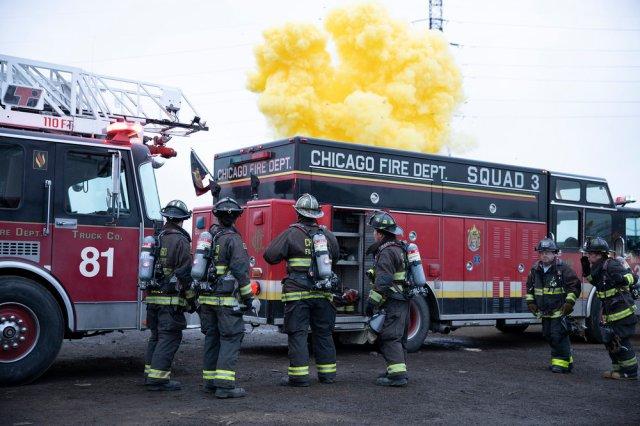 "NUP 190732 0008 - Chicago Fire (S08E20) ""51st Original Bell"" Season Finale"