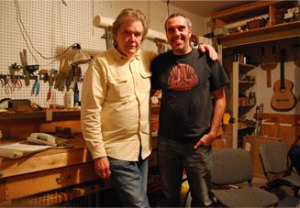 Guy Clark & John Wort Hannam (John has one of the best Guy Clark stories ever! Let's hope we can get him to tell it!)