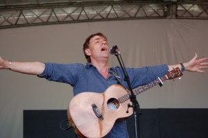 Martyn Joseph at The Winnipeg Folk Festival, 2012
