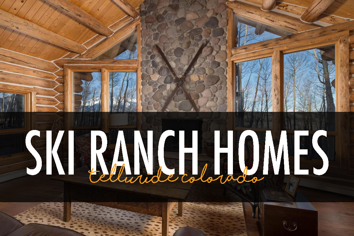 Telluride Ski Ranch Homes For Sale