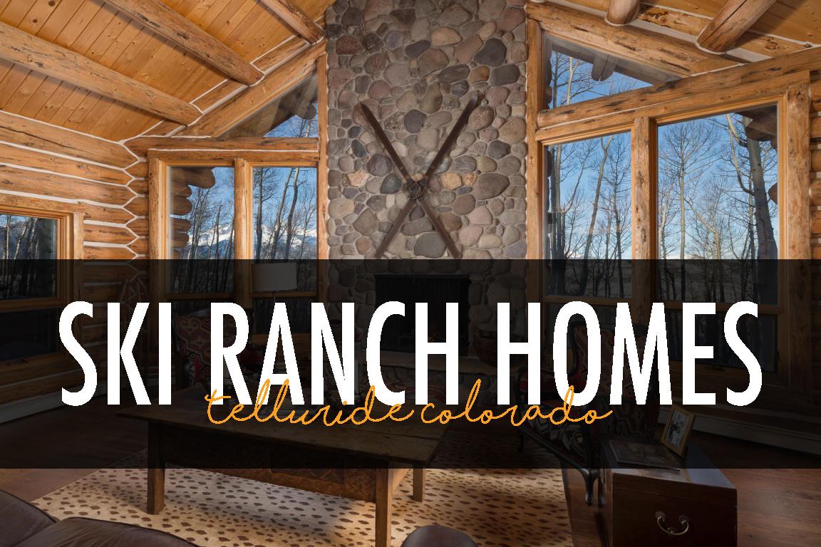 Telluride Ski Ranch Homes For Sale