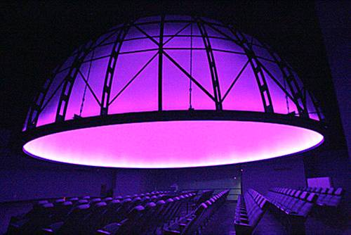 Bentley Planetarium  Tellus Museum in Cartersville Georgia