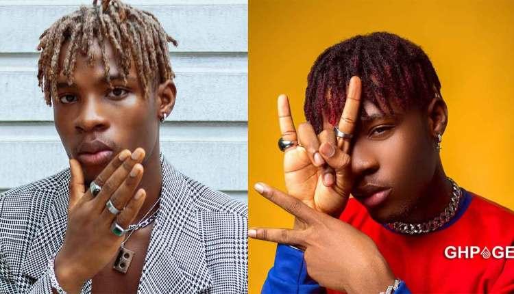 Nigerian singer Joeboy admits he is dating a sugar mummy