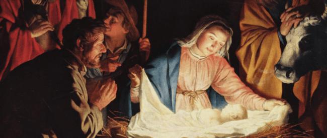 nativity story telling