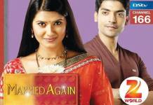 Married again Update Friday 29th November 2019 on Zee World