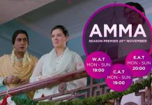 Amma January Teasers 2020 on Zee World