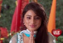 Lies of the heart update monday 23 march 2020 zee world