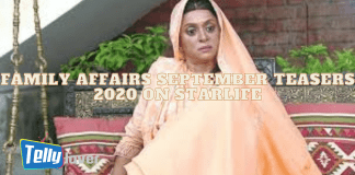 Family Affairs September Teasers 2020 On Starlife