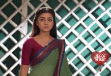 Lies of The Heart update Thursday 6 August 2020 on zee world