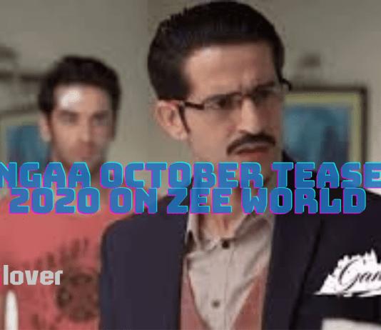 Gangaa October Teasers 2020 On Zee world