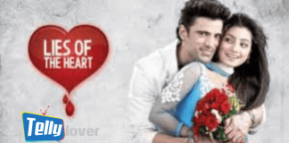 Lies of the Heart update Saturday 5th September 2020 on zee world