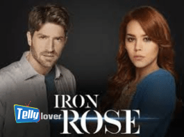 Iron Rose Season 2 October 2020 Teasers on Telemundo