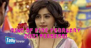 Ring of Fire February 2021 Teasers Zee world