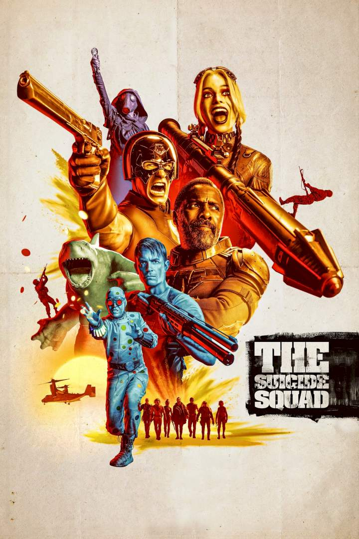 [Full Movie] The Suicide Squad (2021)  MP4 Download