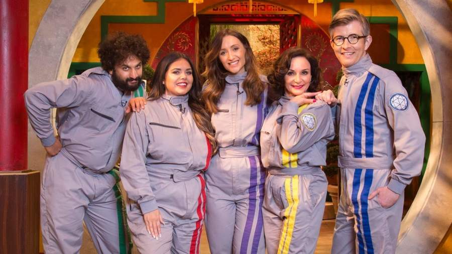 The Crystal Maze christmas special