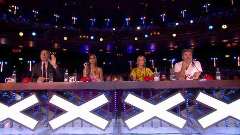 bgt got talent judges panel
