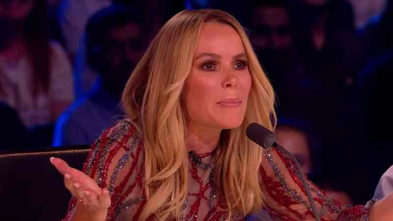 Britain's Got Talent 2019 - live show 1 - Amanda Holden