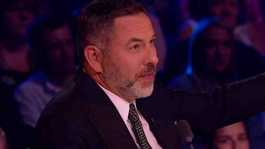 Britain's Got Talent 2019 - live show 1 - David Walliams