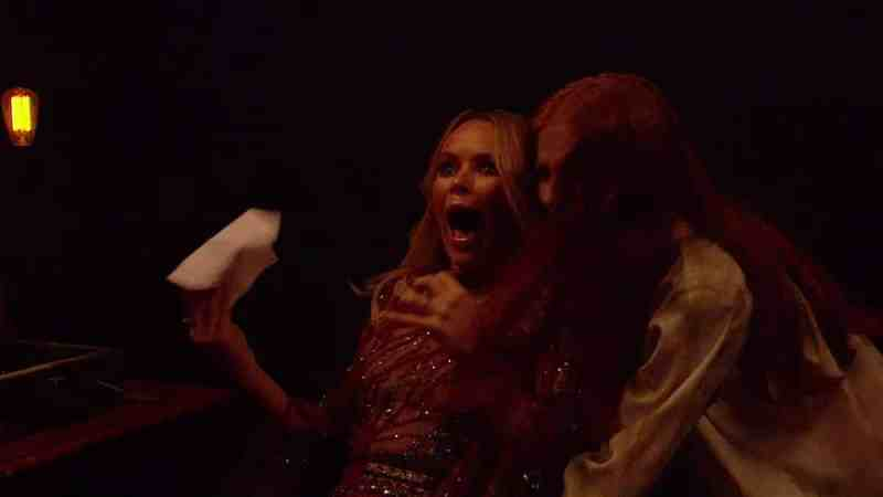 Britain's Got Talent 2019 - The Haunting scares Amanda Holden during first live semi-final