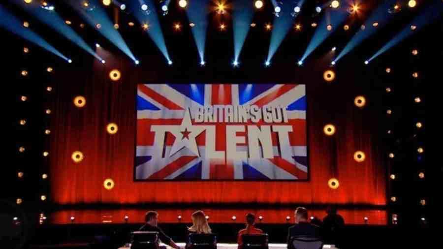 britains got talent 2020 logo