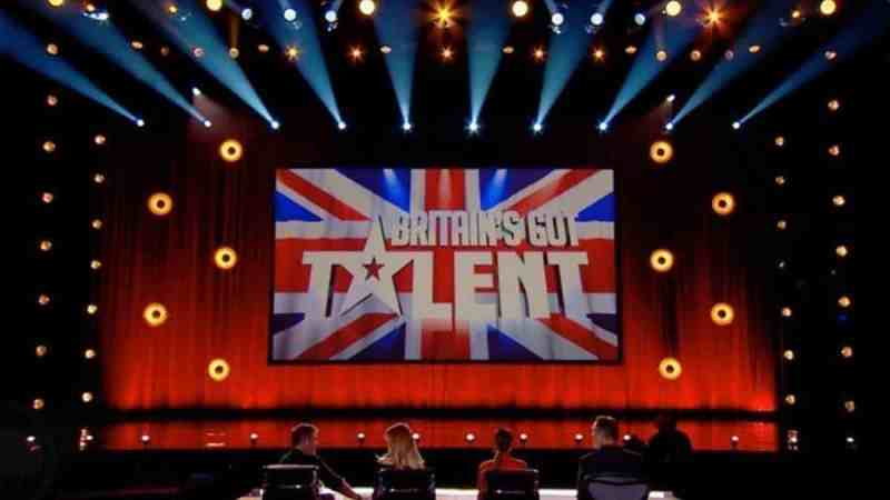 britains got talent 2020 logo