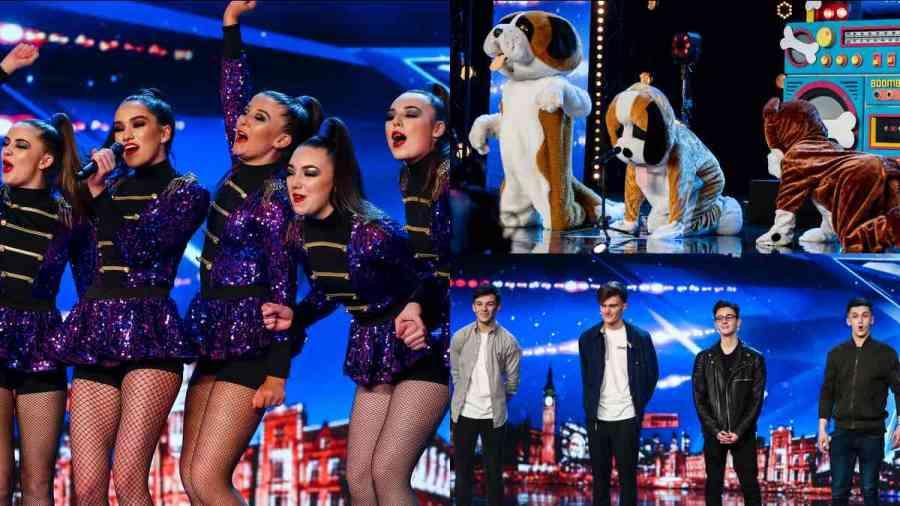 britains got talent 2019 week 8 acts