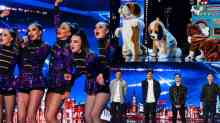 britains got talent 2019 week 8 acts