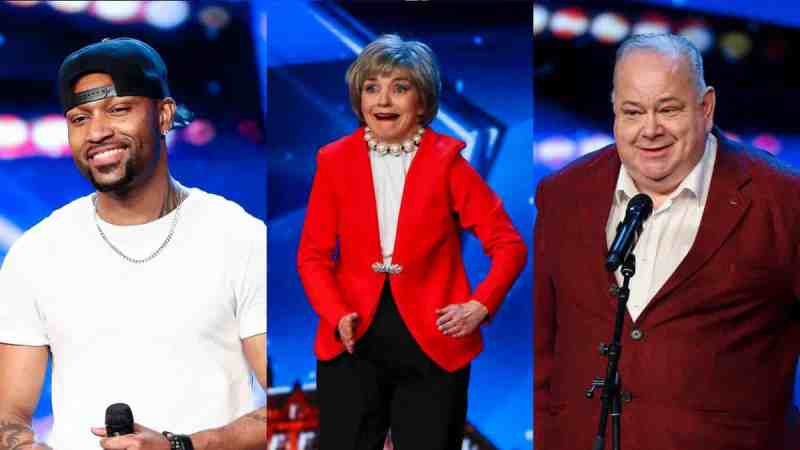 britains got talent 2019 week 8