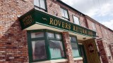 coronation street generic set rovers - 2