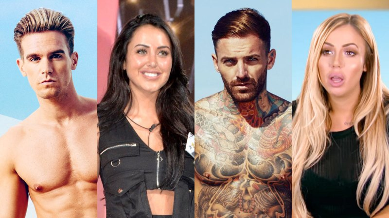 Geordie More stars Gaz Beadle, Marnie Simpson, Aaron Chalmers and Holly Hagan