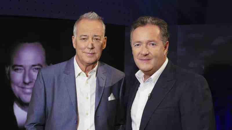 Piers Morgan life stories Michael Barrymore