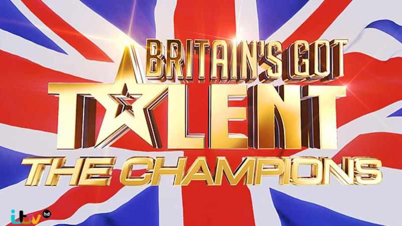britains got talent all champions
