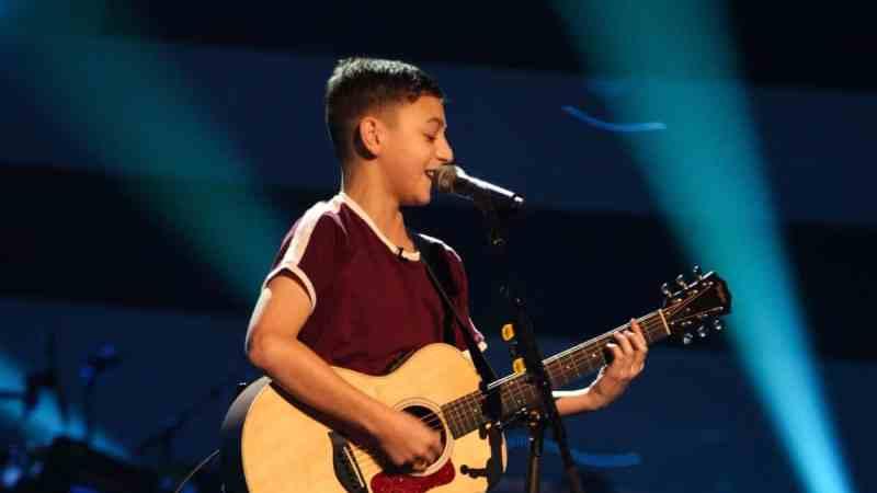 Conor performs