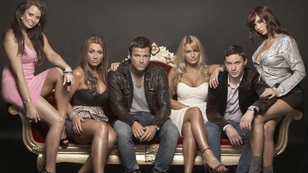 Mark Wright and Amy Childs 'in talks for TOWIE reunion special'
