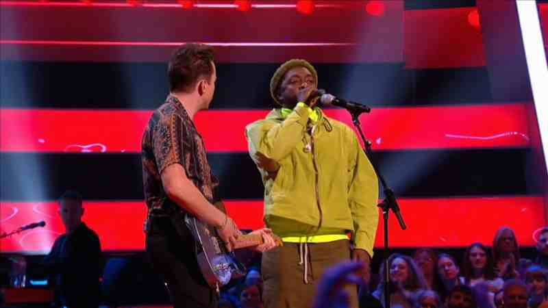 will i am danny the voice kids preview