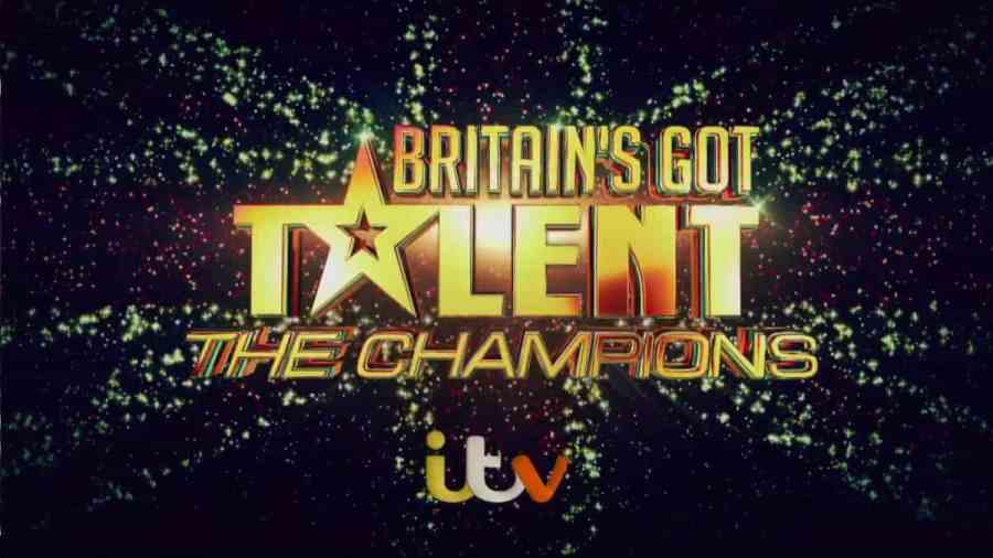 britains got talent 2019 champions logo