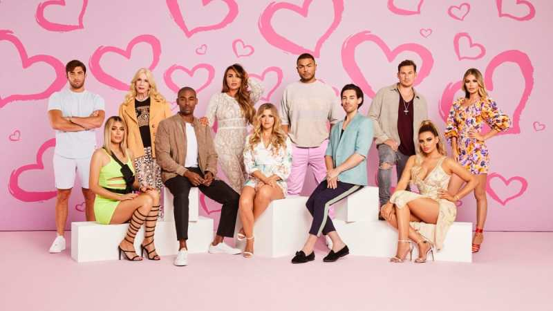 Celebs Go Dating cast