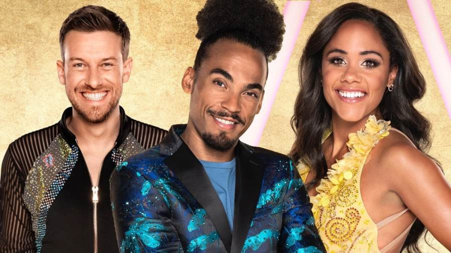 strictly come dancing 2019 line up glam 2