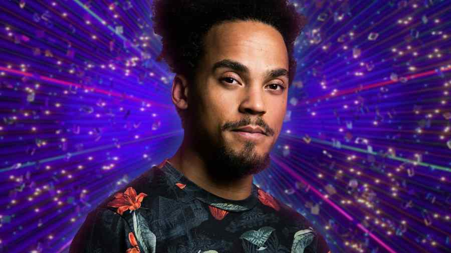 Strictly Come Dancing 2019 contestant Dev Griffin