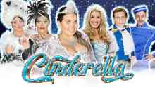 Cinderella panto cast sunderland empire