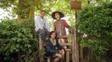 Worzel Gummidge bbc one cast