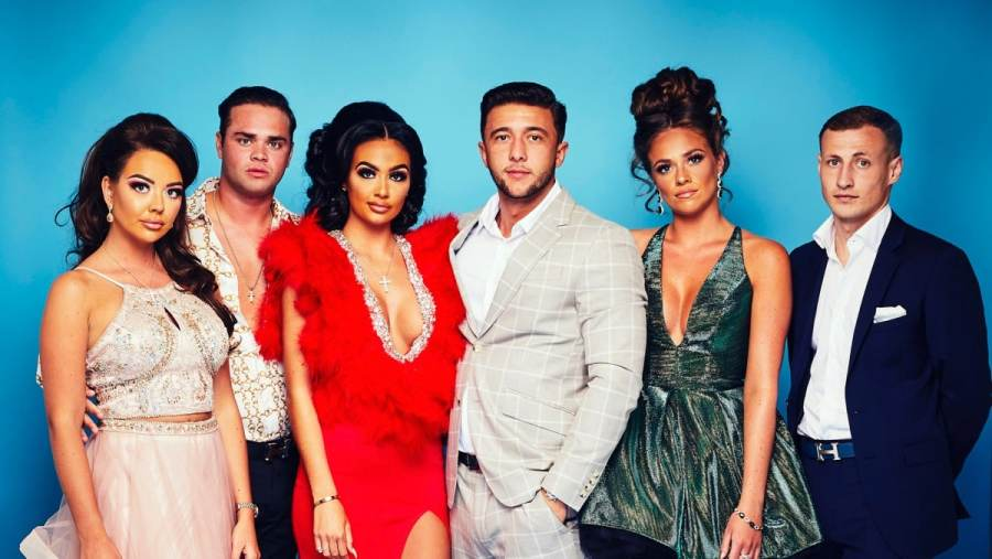 Absolutely Ascot 2019 cast series 2