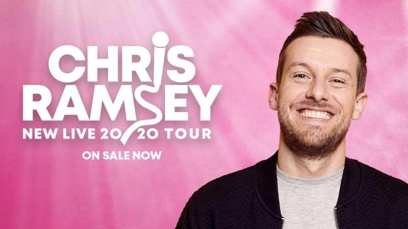 chris ramsey 2020 tour tickets dates