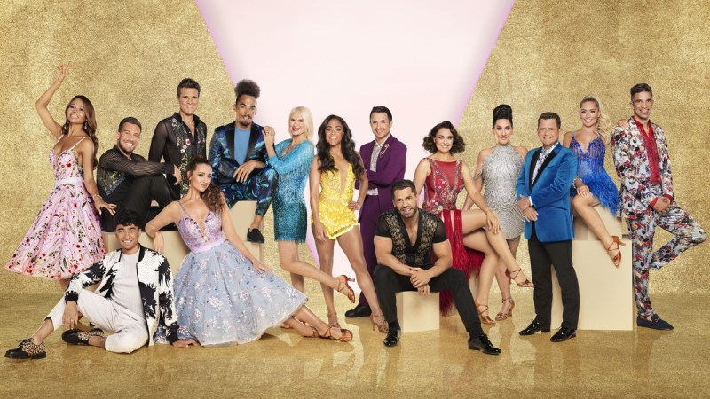 strictly come dancing 2019 couples cuts - 1