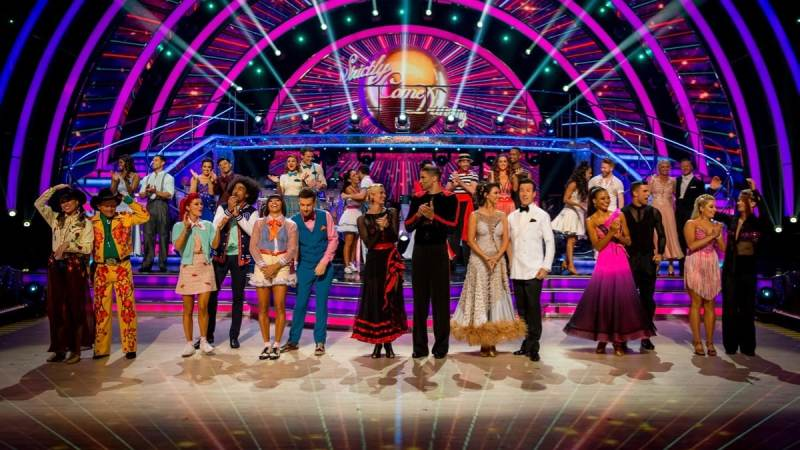 Strictly Come Dancing 2019 - TX2 LIVE SHOW