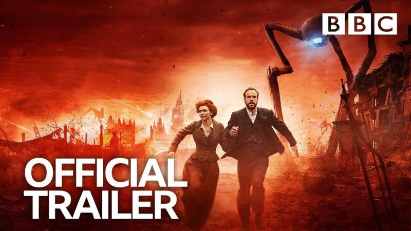 the war of the worlds trailer bbc one