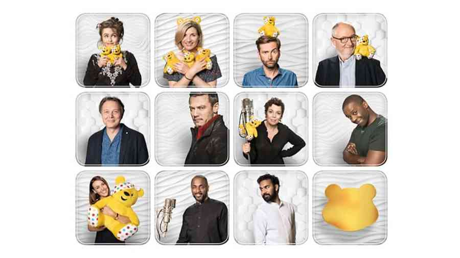 children in need get it covered