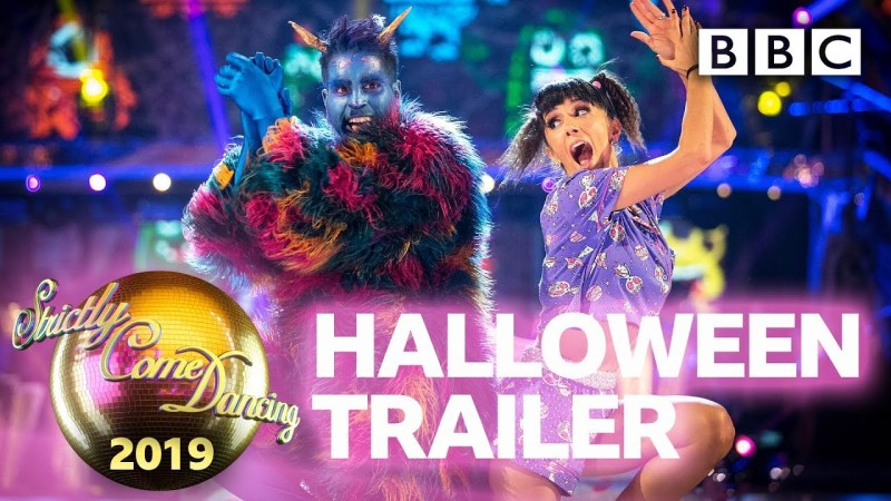 halloween strictly 2019