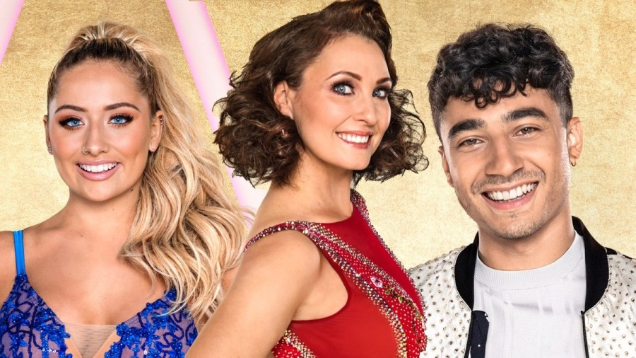 strictly come dancing 2019 line up glam 7